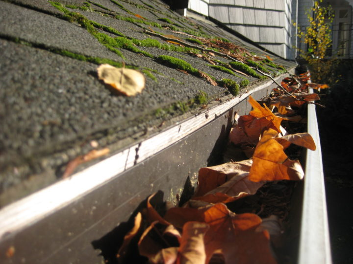 It's Time For Winter Gutter Cleaning